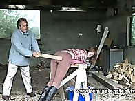 Lord Stern dispenses a real woodshed beating and caning