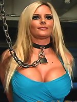 Chanta Rose, Phoenix Marie - Nervous slave bound