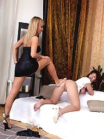 Anita Henger & Nicole : | Spanking | : Free picture gallery : House of Taboo - abused,amateur,Asphyxiaphilia,ass,B&D,B/D, babes,ball,ball gag,ball gagged,ball-gag,ballgagged,bd,bdsm,bdsm Blindfolds,bdsm bondage,bdsm torture,bedroom bondage,big,bit