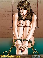 Fantasy bondage for fantasy art ladies