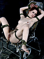 Extreme Machinery Bondage, Orgasms, Hardcore Sex  Brazen Definition Downloadable Videos & Photos