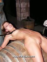 Hot comme ci whipped in dungeon