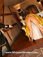 A severe spanking Victorian style