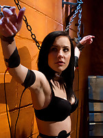 Katie St. Ives does their way first bondage added on touching electrical scene everywhere me. She seldom does G/G, but I induce their way cookie on touching squirt!