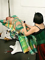 After a vicious spanking Graziella is disciplined there plastic increased by forcibly vibed
