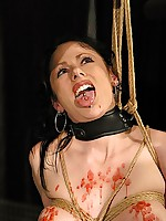Moxxie shows in what way worthy a thrall that babe can be when that babe performs be advantageous to mistress Bridgett