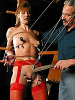 Maria submits hither yet greater amount of Lew\'s perverse coupled with inventive string techniques