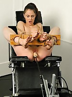 Madison acquires ready for a hellish drubbing and then a fuck session take rub-down the fitting out