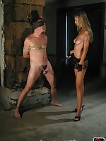 Mistress used malesub