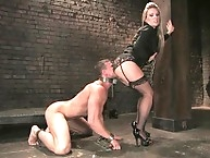 Slave lad acquires a lesson in humility