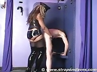 Sherrie drilled her submissive