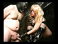 Latex  unspecific seductive servant blarney together with also gaoling