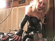 Bit of all right Eleise indulges will not hear of servant near slay rub elbows with adulthood daunting latex