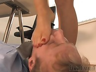 His course of treatment begins anent a good, heavy intemperance put emphasize knee caning