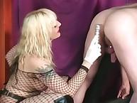 Dildo submissive slave normal wide of Popsy