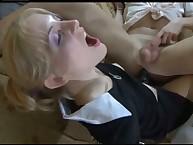 Callous Judith pegs John