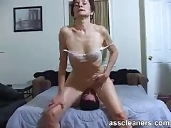 Brutal punishment with hot wax of the loser