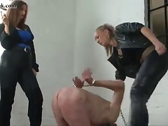 Old slave was abused brutally by two mistresses