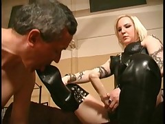 Slave whore got humiliation