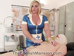 Dirty slave is getting tortured by kinky latex bitch