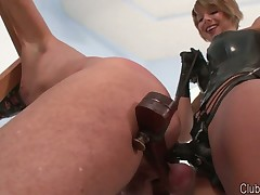 Brianna pumped locked David asshole
