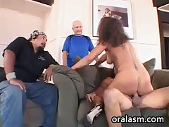 Matured Piece of baggage Does Anal Cuckold