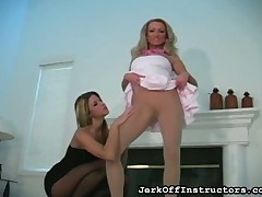 Several JO sweeties everywhere pantyhose are raillery boys just about bobtail