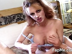 Leader MILF pulchritude scraping plus sucking strapping blarney