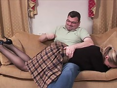 Nice spanking 1