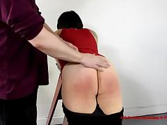 The Spanking Punishment of Jade