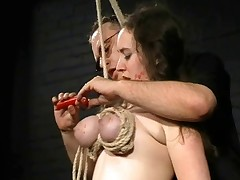 Bowels Anguish added to Avant-garde Thraldom be incumbent on English BBW Slavegirl
