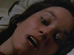 An obstacle Living thing physical - Barbara Hershey