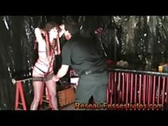 BDSM dampen danse des lani&egrave_res