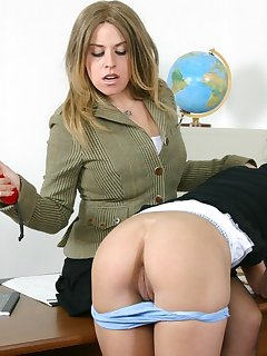 Teacher spank tgp