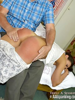 <!–-IMAGE_COUNT-–> of Daddy Spanks Belle