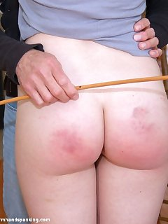 <!–-IMAGE_COUNT-–> of 24 strokes with a cane from husband Jonny