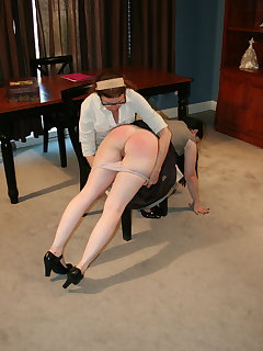 8 of Eve spanks Sybil