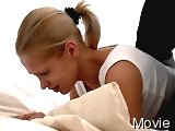 vids - Blonde and brunette teens spanked and caned