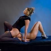 Whipped Ass - A young aspiring model
