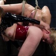 Whipped Ass - Hung dutiful bitch whipped