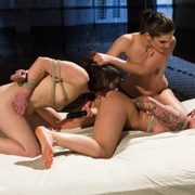 Whipped Ass - 2 sluts attempt to satisfy 2012's