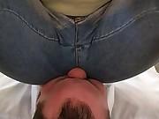 Jeanssitting-Evem