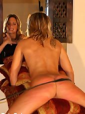 Blonde whipping