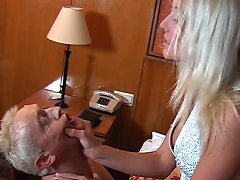 Melissa punishes unworthy slave