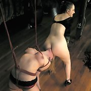 Slut bound, forced to cum and fucked