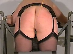 Slavegirl gets her pussy tormented