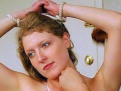 Tracys Tit Bondage