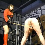 Taught to Love Mistress Cane