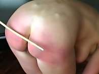 Naked Caning At School