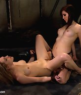 Lily LaBeau proves herself to be a near perfect sub enduring painful tazer shocks to her pussy to please her dom!